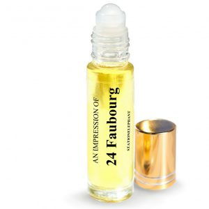 24 FAUBOURG Type Vegan Perfume Oil by StationElephant.