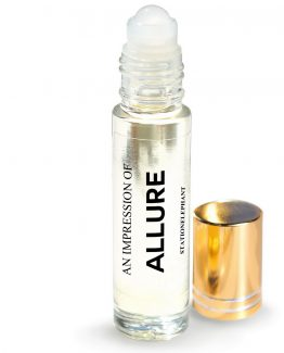 ALLURE Type Vegan Perfume Oil by StationElephant.