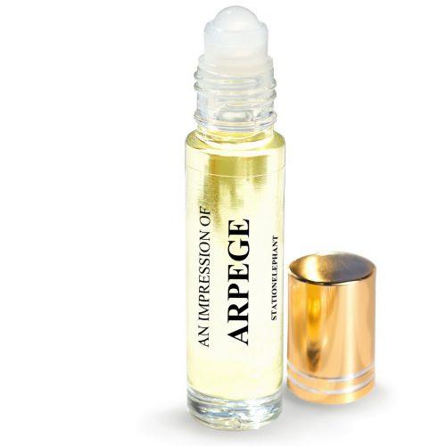 Apege Type Vegan Perfume Oil by StationElephant.