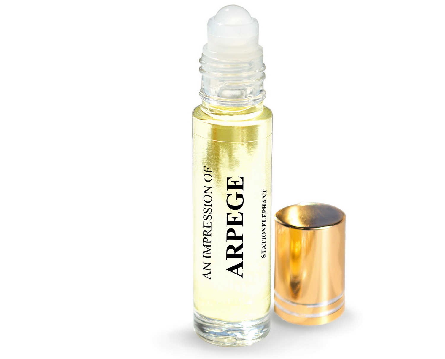 Apege Type Vegan Perfume Oil by StationElephant.