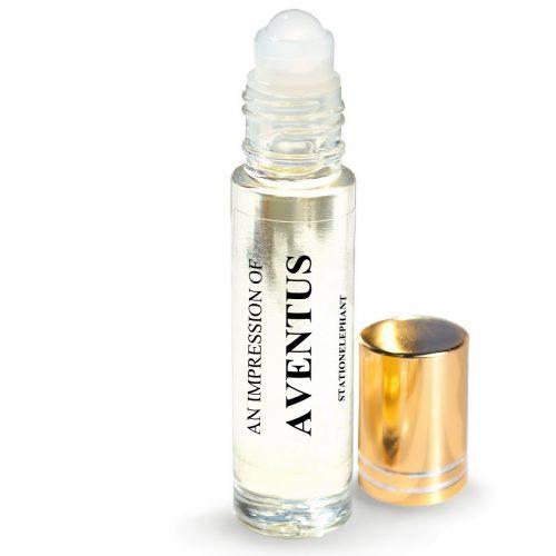 AVENTUS Type Vegan Perfume Oil by StationElephant.