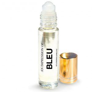 BLEU Type Vegan Perfume Oil by StationElephant.