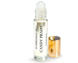 CANDY Type Vegan Perfume Oil by StationElephant.