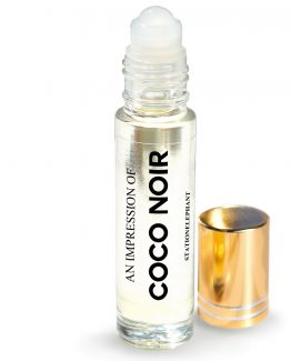 COCO NOIR Type Vegan Perfume Oil by StationElephant