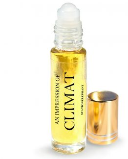 Climat Type Vegan Perfume Oil by StationElephant.