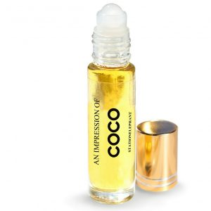 Coco Type Vegan Perfume Oil by StationElephant.