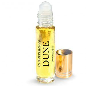DUNE Type Vegan Perfume Oil by StationElephant.