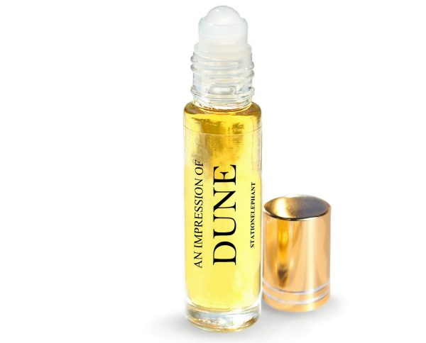 DUNE Type Vegan Perfume Oil by StationElephant.