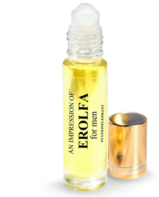EROLFA Type Vegan Perfume Oil by StationElephant.