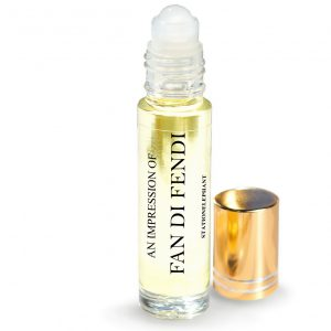 FAN DI FENDI Type Vegan Perfume Oil by StationElephant.