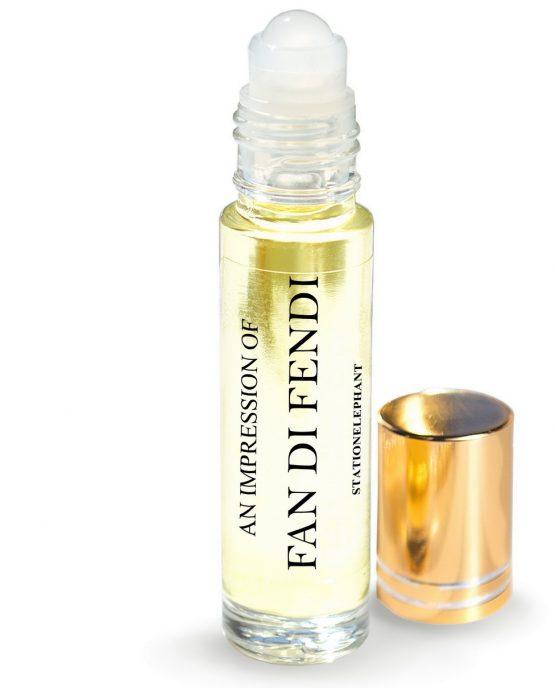 FAN DI FENDI Type Vegan Perfume Oil by StationElephant.