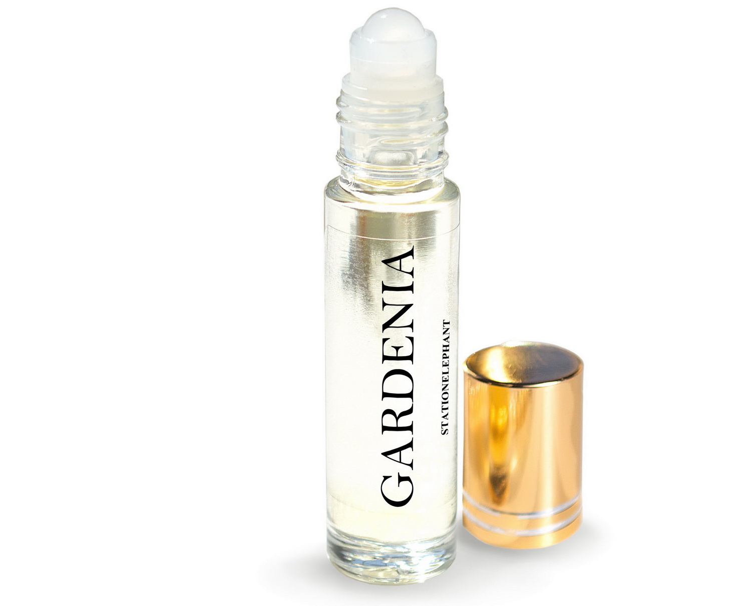 GARDENIA Vegan Perfume Oil by StationElephant.