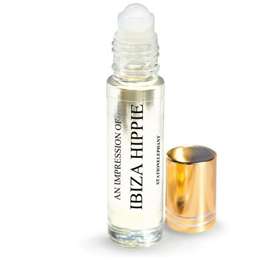 IBIZA HIPPIE Type Vegan Perfume Oil by StationElephant.