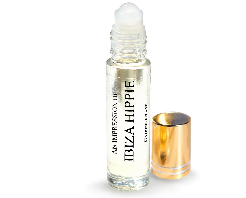 IBIZA HIPPIE Type Vegan Perfume Oil by StationElephant.