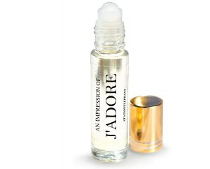 J'adoreType Vegan Perfume Oil by StationElephant.