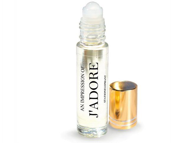 J'adoreType Vegan Perfume Oil by StationElephant.