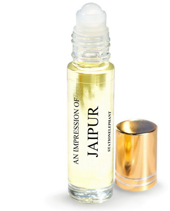 JAIPUR Type Vegan Perfume Oil by StationElephant.