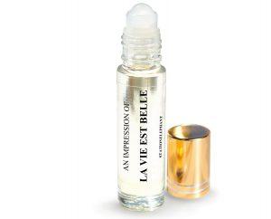 La Vie est Belle Type Vegan Perfume Oil by StationElephant.