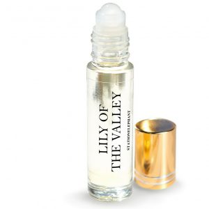 LILY of THE VALLEY Vegan Perfume Oil by StationElephant.