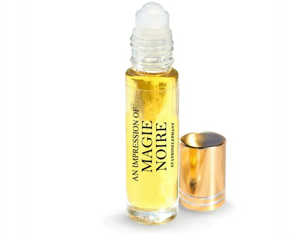 Magie Noire Type Vegan Perfume Oil by StationElephant.