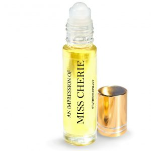 Miss Cherie Type Vegan Perfume Oil by StationElephant.