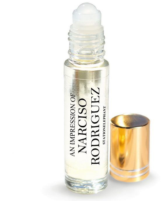 NARCISO RODRIGUEZ Type Vegan Perfume Oil by StationElephant