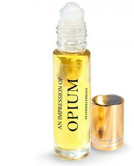 Opium Vegan Perfume Oil by StationElephant.