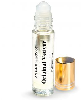 Original Vetiver Type Vegan Perfume Oil by StationElephant.