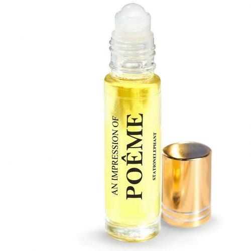 Poeme Type Vegan Perfume Oil by StationElephant.