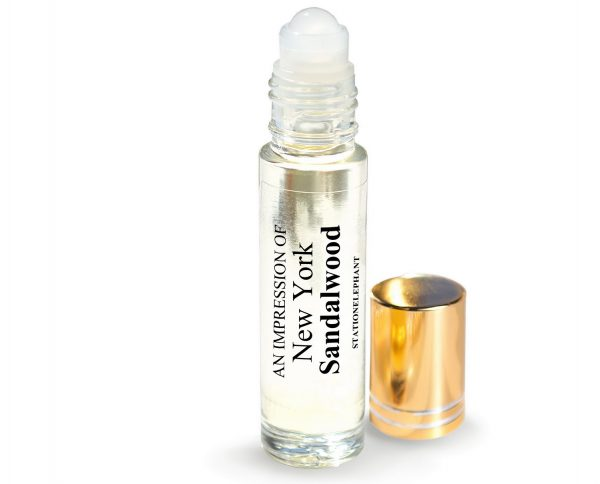 New York Sandalwood Bond N9 Type Vegan Perfume Oil by StationElephant.
