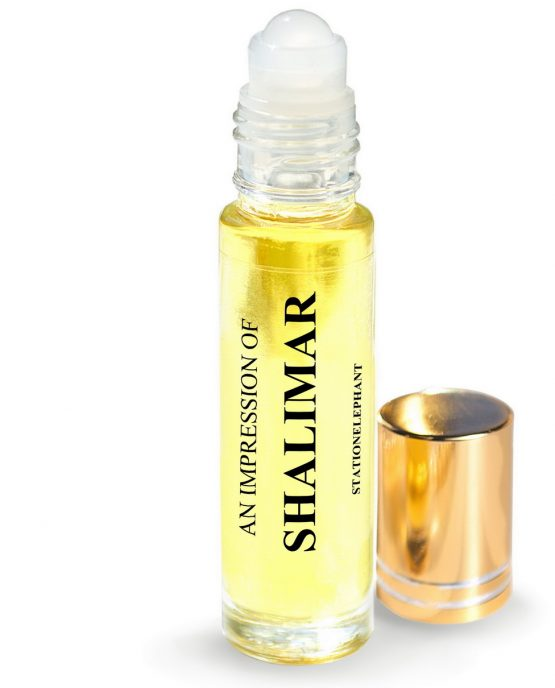 Shalimar Type Vegan Perfume Oil by StationElephant.