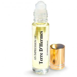Terre d'hermes Type Vegan Perfume Oil by StationElephant