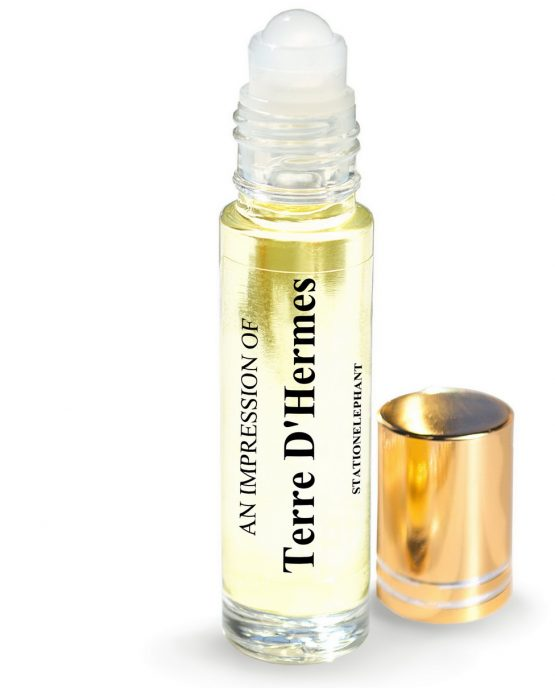 Terre d'hermes Type Vegan Perfume Oil by StationElephant
