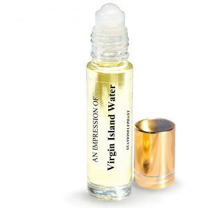 Virgin Island Water Type Vegan Perfume Oil by StationElephant.