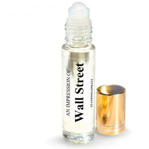 Wall Street Type Vegan Perfume Oil by StationElephant.