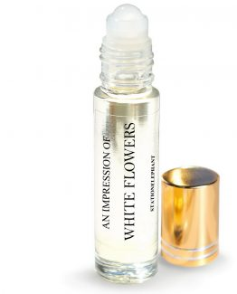 White Flower Type Vegan Perfume Oil by StationElephant.