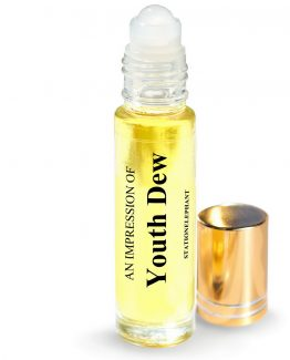 Youth dew Type Vegan Perfume Oil by StationElephant.